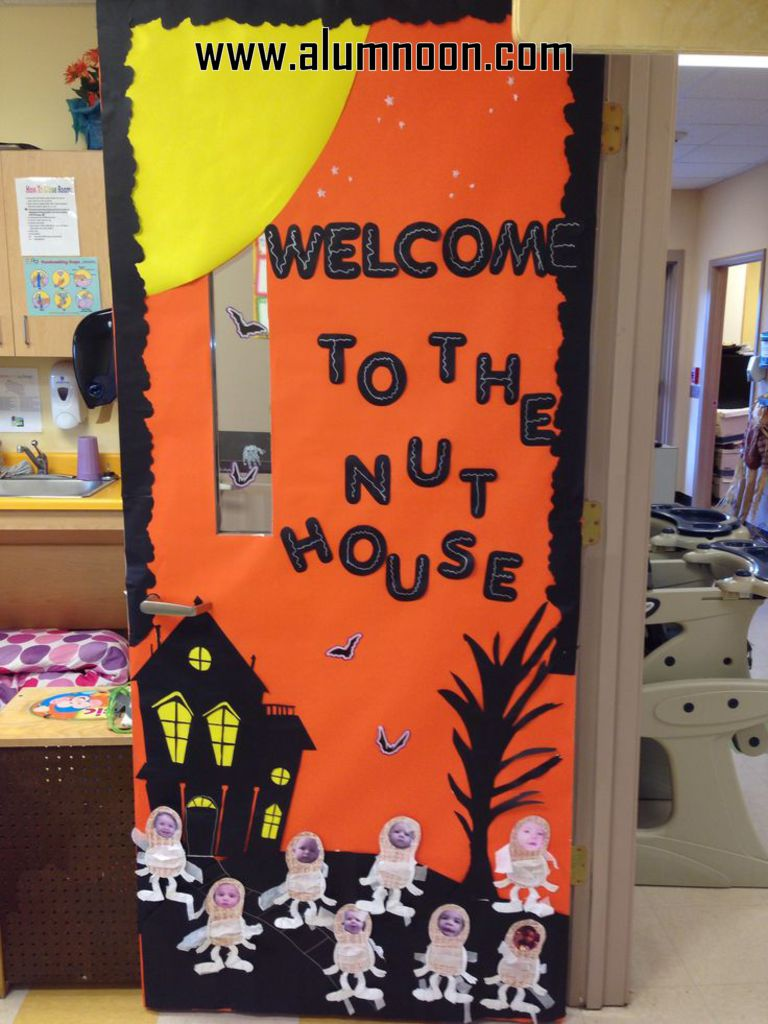 48 Halloween door decorations ideas Aluno