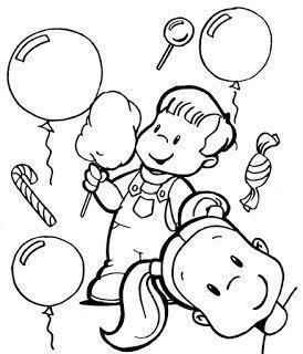 28 Desenhos Do Dia Das Criancas Para Colorir Educacao Infantil