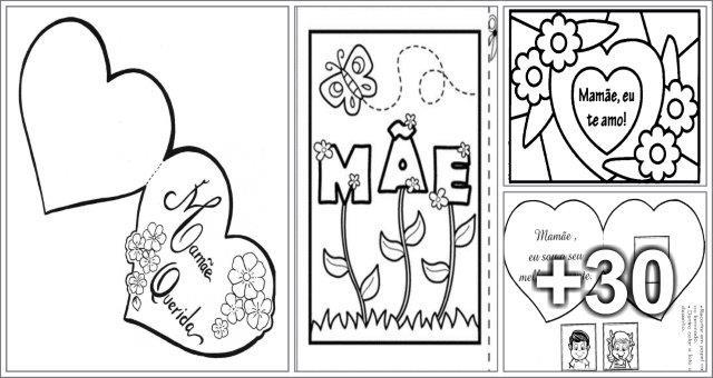 Atividades Para Dia Das Maes Para Imprimir Ideias Mix