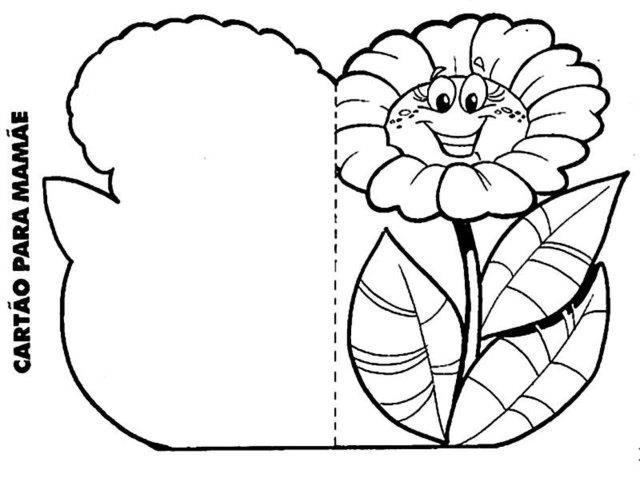 34 Cartoes Para O Dia Das Maes 12 De Maio Educacao Infantil