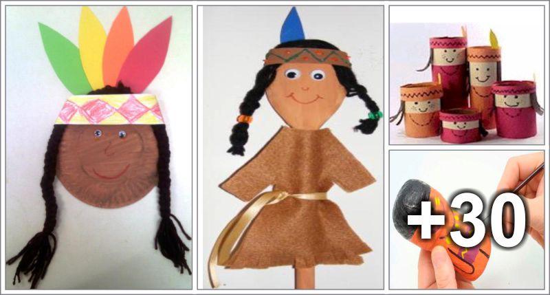 Atividades Para O Dia Do Indio 19 De Abril Educacao Infantil
