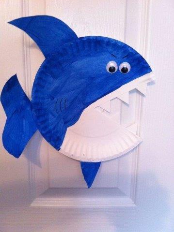 34 Sea animals crafts - Preschool - Aluno On