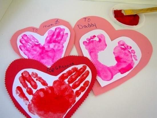 35 Ideas de Manualidades para San Valentín - Educaciín Preescolar ...