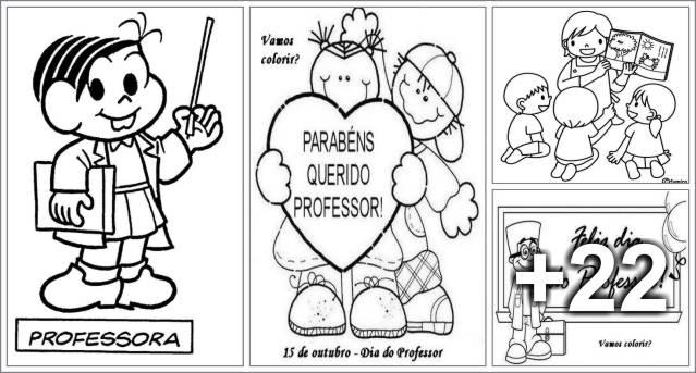 Atividades De Colorir Educacao Infantil Aluno On