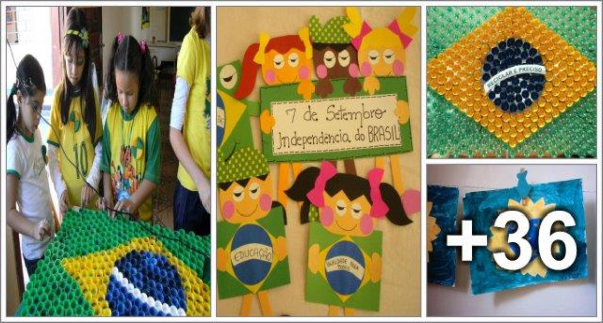 40 Atividades para o dia da Independência do Brasil - 7 de Setembro - Parte 1