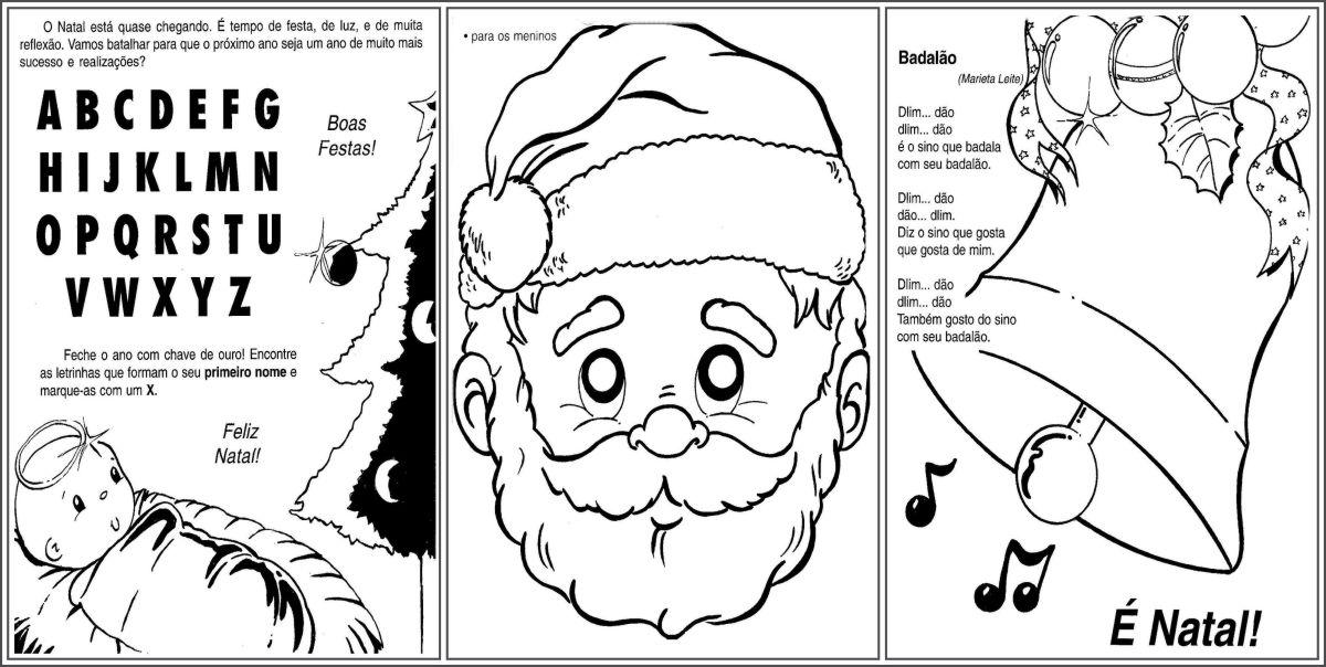 168 Atividades de Natal, prontas para imprimir