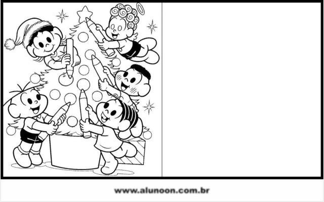 Best 23 Christmas coloring pages - Preschool - Aluno On