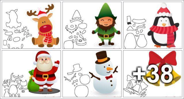 Atividades Para O Natal Educacao Infantil Aluno On