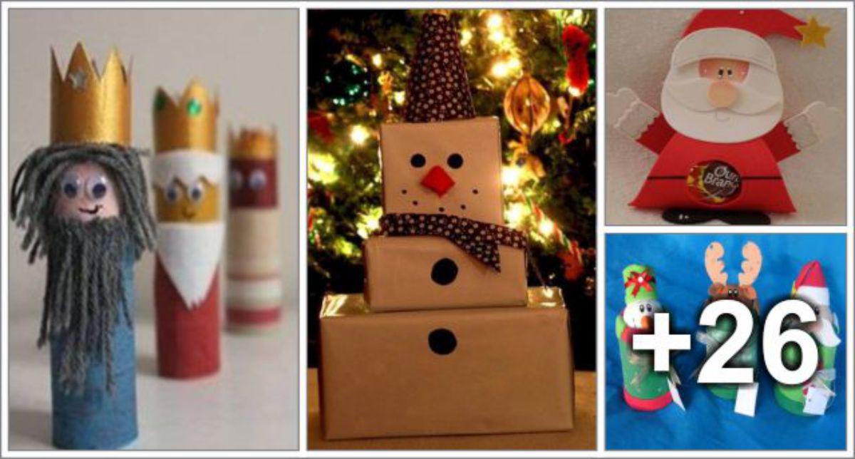 30 Ideias diversas para o Natal