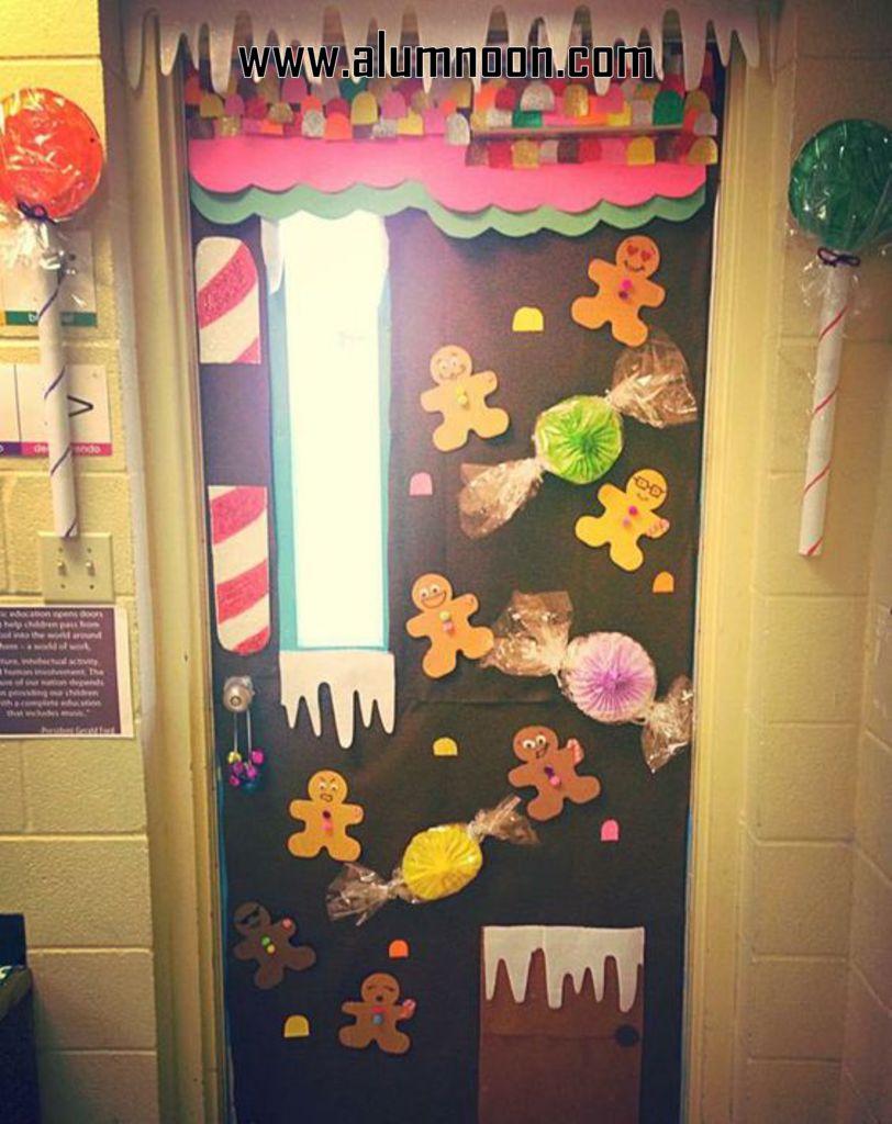 Door Decoration For Preschool