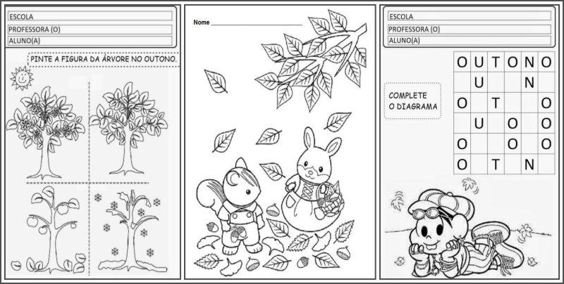 Atividades Para Imprimir Educacao Infantil Aluno On