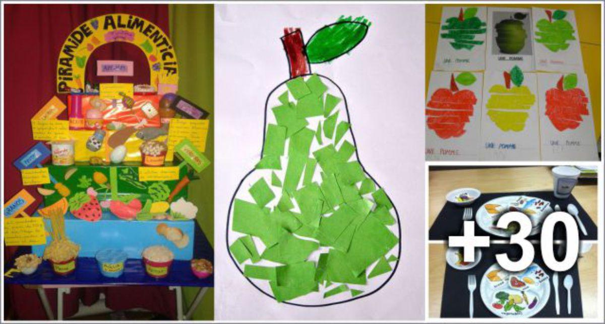 Top 34 Ideias para trabalhar Alimentação, pirâmide alimentar  GH14