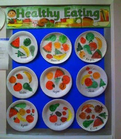 30 ideas de manualidades de frutas y verduras educaci n Kitchen design with cooking in mind