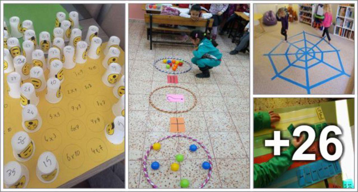 30 Atividades para fazer em sala de aula
