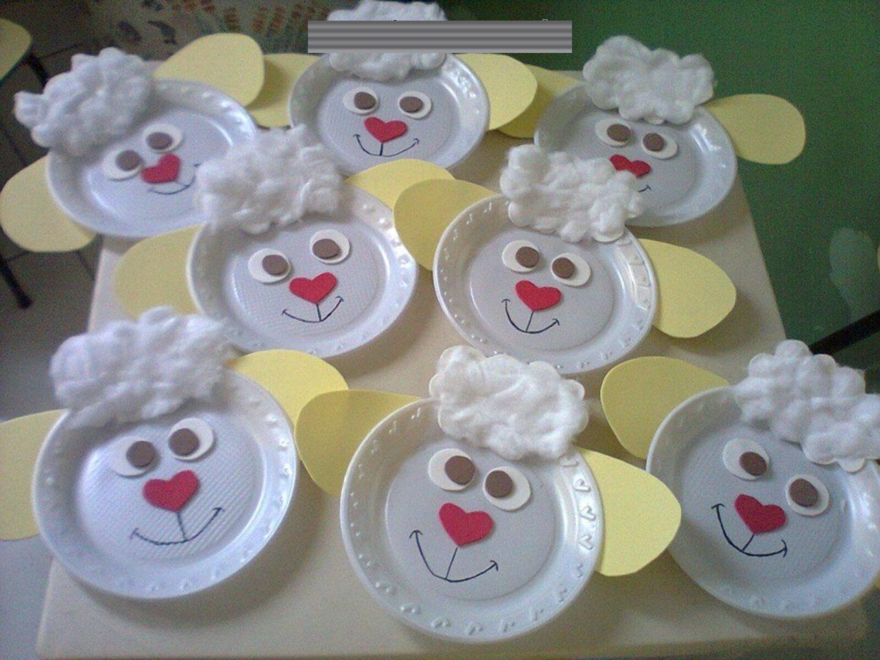Preschool Recycled Craft Ideas