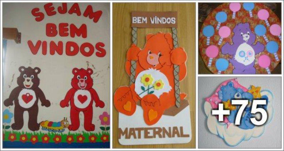 79 ideias de decoração dos Ursinhos Carinhosos