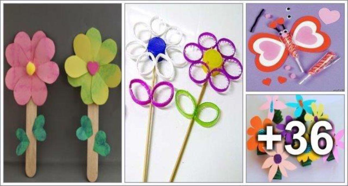 40 Ideias de Lembrancinhas para Primavera